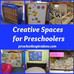 Creative Spaces -- Interest Centers