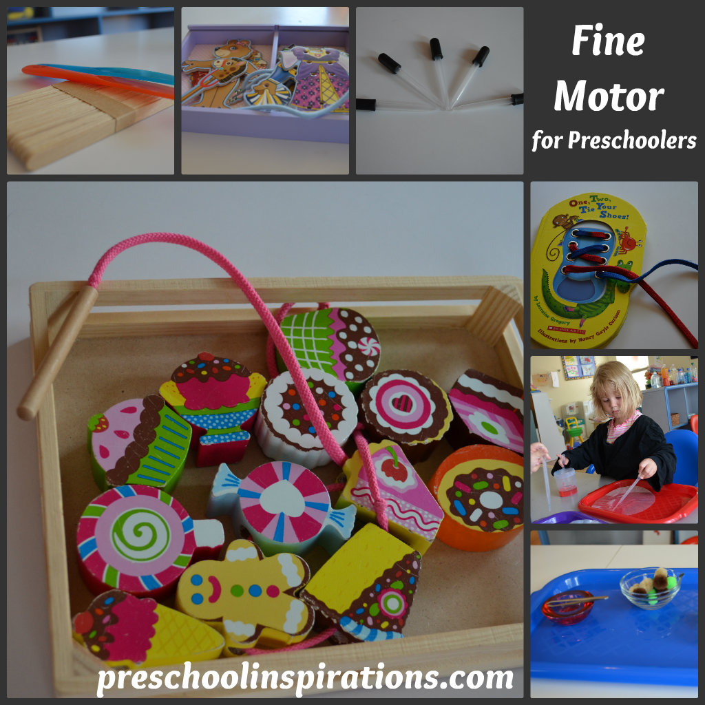 preschool supplies for back to school sensory and fine