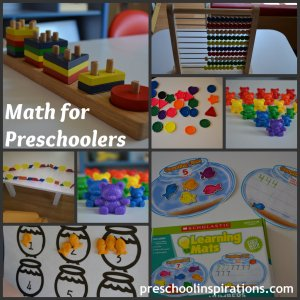 Math for Preschoolers