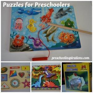 Puzzles for Preschoolers